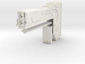 SM-55 Shoulder Stock (Long) in White Natural Versatile Plastic