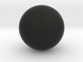 Material Renders2 in Black Strong & Flexible