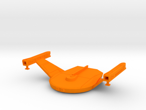 V-9 Night Flyer in Orange Processed Versatile Plastic