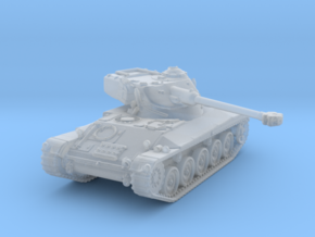 1/144 French AMX-13 75 Light Tank in Smooth Fine Detail Plastic