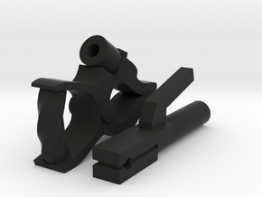 1:10 scale WELDER STINGER:CLAMP in Black Strong & Flexible: 1:10