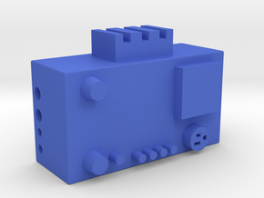 1:10 scale PREMIER POWER WELDER in Blue Processed Versatile Plastic: 1:10