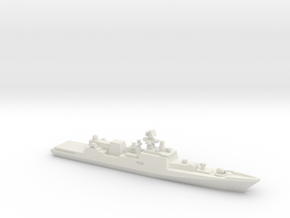 Talwar-Class Frigate, 1/1250 in White Natural Versatile Plastic