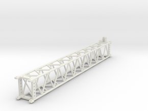 GMK 6300L lattice extention 8m part 1 in White Natural Versatile Plastic