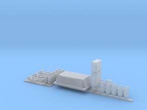 Dv12/Dr14 pienosasarja (H0) in Smoothest Fine Detail Plastic: 1:87 - HO