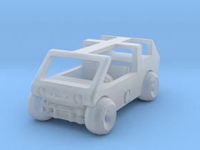 ARK II Roamer Mobile Vehicle, Multiple Scales in Smooth Fine Detail Plastic: 1:87 - HO