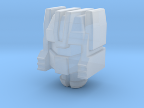 G1 Chase Head for Titans Return Roadburn in Smooth Fine Detail Plastic