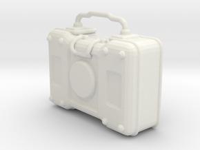 Printle Thing Medikit - 1/24 in White Natural Versatile Plastic
