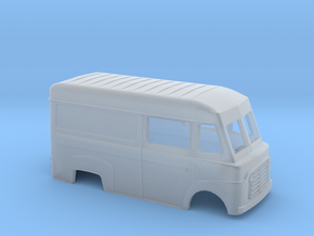 Commer BF scale 1:87  in Smooth Fine Detail Plastic