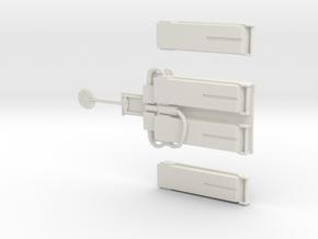 HOMECOMING WEB SHOOTER (mark 3)left in White Natural Versatile Plastic