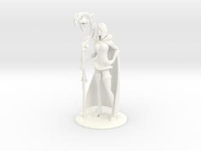Mistletoe LeBlanc (s) in White Processed Versatile Plastic