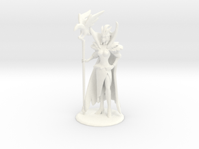 Ravenborn LeBlanc (s) in White Strong & Flexible Polished