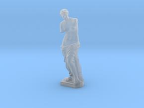 "Venus de Milo (4.8"" tall) in Smooth Fine Detail Plastic"