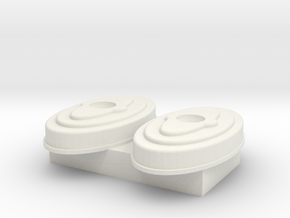 air cleaner 1 18 scale in White Natural Versatile Plastic: 1:18