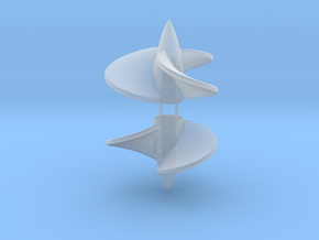 Propeller 1/96 (Fletcher) in Smooth Fine Detail Plastic