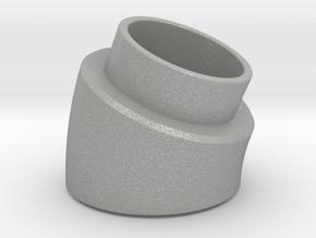 22.5 Deg Elbow in Aluminum