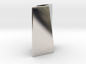 Blade Emitter in Platinum