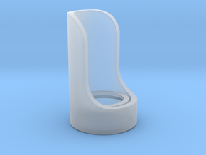 Cutaway Emitter in Smooth Fine Detail Plastic