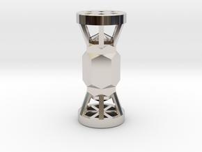 Kyber Crystal in Platinum