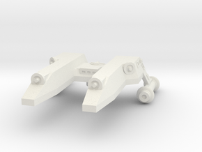 3788 Scale Lyran Ocelot Scout (SC) CVN in White Natural Versatile Plastic
