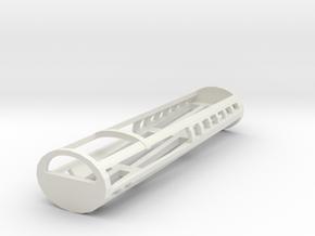 Chopsticks Holder For Dishwasher in White Natural Versatile Plastic