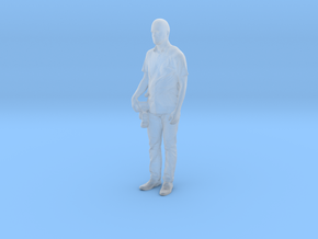 Printle C Homme 959 - 1/87 - wob in Smooth Fine Detail Plastic