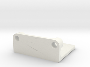 rmp_rot_mag_encoder_mount in White Strong & Flexible