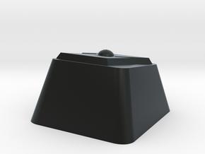 Dragonball Z Row 1 Cherry MX keycap in Black Hi-Def Acrylate
