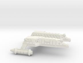 3125 Scale Lyran Ocelot Scout (SC) CVN in White Natural Versatile Plastic