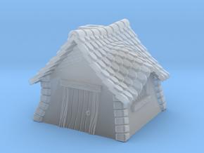 Quaint Cottage Cap in Smooth Fine Detail Plastic