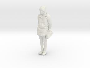 Printle C Femme 179 - 1/32 - wob in White Natural Versatile Plastic