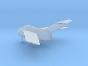Focke-Wulf Ta 183 Huckebein in Smooth Fine Detail Plastic: 1:200
