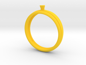 ring1 in 18k Gold: Small