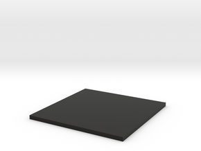LidForIridium9603RockBlockPCB in Black Strong & Flexible