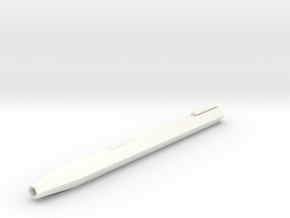 PEN BASE v0.1(beta) in White Processed Versatile Plastic