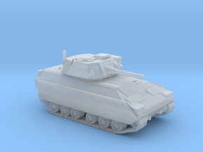 bradley v2 1:285 scale in Smooth Fine Detail Plastic