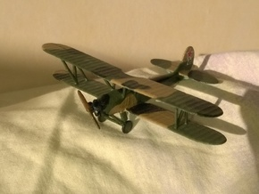 1/144 Polikarpov PO-2 x2 in White Strong & Flexible