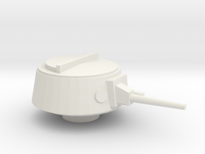 Ka-Mi Turret 15mm - 1/100 in White Natural Versatile Plastic