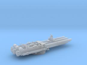 Best Detail 1/35 DKM 53 cm (21in) Torpedo Launcher in Smooth Fine Detail Plastic