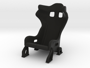 Race Seat F488-GT3-Type - 1/10 in Black Natural Versatile Plastic