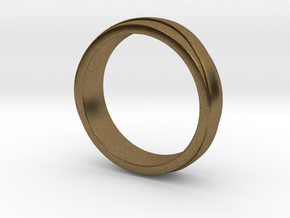 Ring of Dreams in Natural Bronze: Small