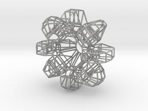 chandelier_tori_wire in Aluminum
