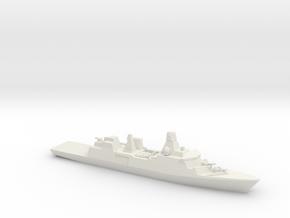 Iver Huitfeldt-class frigate, 1/1250 in White Natural Versatile Plastic