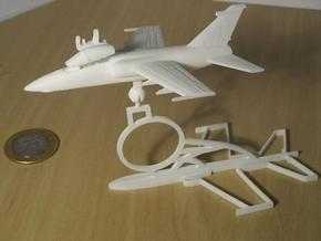 001A AMX in Flight 1/144 in White Strong & Flexible