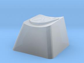 Half Life 2 Cherry MX Keycap in Smooth Fine Detail Plastic