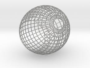 Lampshade_Ikebana in Aluminum