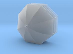 1/43 Umbrella X 4 in Smoothest Fine Detail Plastic