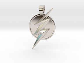 Flash pendant in Platinum