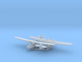 PBY-5A & 6A w/Gear x2 (FUD) in Smooth Fine Detail Plastic: 1:700