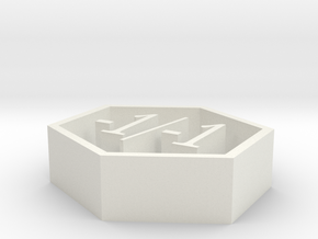 magic -1/-1 counter in White Natural Versatile Plastic